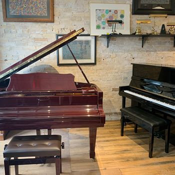Pianovations sells Acoustic Pianos
